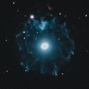 NGC 6543 – Cat's Eye Nebula - Wide View,                                Gary Imm