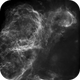 NGC3372 Northwest in SII,                                John Ebersole