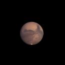 Mars, October 30, 2020,                                Ennio Rainaldi