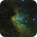 NGC 7380 - The Wizzard,                                Andy Chessum