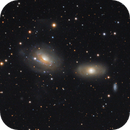 Galaxy group in Sextans,                                Jan Sjoerd de Vries