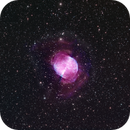 M 27 in Hubble Colors,                                APshooter