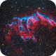 NGC6995 The bat nebula (part of veil nebula),                                Byoungjun Jeong