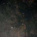 Hassleblad 150 - Milky Way,                                David Quattlebaum