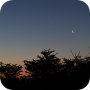 The Rise of Mercury, Venus and the Moon,                                gibran85