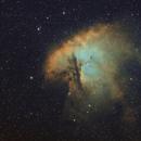 Pacman Nebula, NGC 281,                                Michael Kolstad