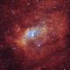 Ngc 7635-nébuleuse de la bulle HOO,                                astromat89
