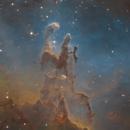 Pillars of Creation (M16),                                Liangwt