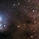 IC348 and Barnard 3 (B3),                                HaSeSky