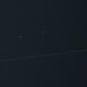 Starlink satellite passing Big Dipper,                                AC1000