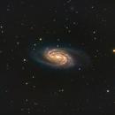 NGC 2903 Barred Spiral Galaxy in Leo,                                JohnAdastra