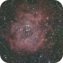 Rosette Nebula,                                Víctor R. Ruiz