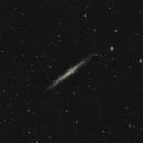 Silver Needle Galaxy,                                KiwiAstro