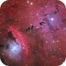 NGC 6559 and IC 4685,                                Adam Block
