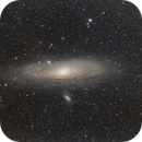 Andromeda Galaxy using Harmonic Drive Mount and RedCat,                                Ray's Astrophotog...