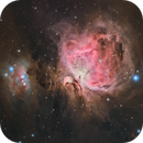 Nebulosa de Orion - Messier 42 - Running Man,                                Bror Federico Ced...