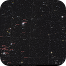 Fornax Cluster & beyond (32 Galaxies and counting...),                                Kiko Fairbairn