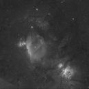 Rosette to Rigel: An Ultra Wide Winter Mosaic in H-Alpha,                                DanielZoliro