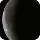 Moon 3.11.2018 72mm Evostar,                                Spacecadet