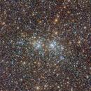 The Double Cluster in Perseus,                                Giuseppe Donatiello