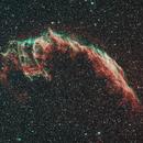 Eastern Veil Nebula,                                Sean Smith