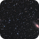 NGC7331 and Stephan's Quintet,                                GalaxyMike