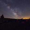 Milky Way (Tolbaños, Burgos),                                Vega