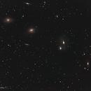 Cadena de Markarian Galaxias,                                Abel