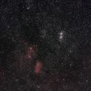 Heart & Soul nebula,                                skysurfer