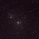 NGC869 and NGC 884,                                Francois