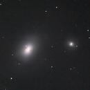 NGC 1316 & NGC 1317 - 141029,                                Jorge stockler de moraes
