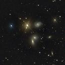 The NGC-5350 Galaxy Group (Hickson 68),                                Stargazer66207