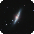 M 82 - Cigar Galaxy,                                Marco Failli