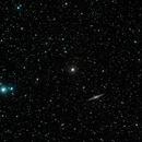 NGC 891 Needle Galaxy (Caldwell 23),                                Mollenberg Observatory