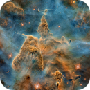HH 901 & 902 in the Carina Nebula [HST],                                sergio.diaz