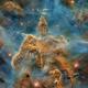 HH 901 & 902 in the Carina Nebula [HST],                                sergio.diaz