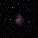NGC 6946 FIREWORKS GALAXY,                                Benjamin Birr
