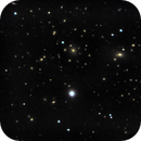 NGC 4889 and 4874 - at the heart of the Coma galaxy cluster,                                Tom Gray