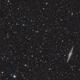 NGC891 Galaxy Cluster,                                Matt Freed