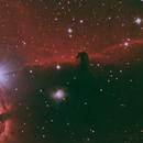 Horsehead and Flame Nebulae,                                Craig Gardiner