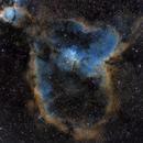 Heart Nebula,                                Shawnigan Lake School