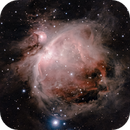 M42 The Great Orion Nebula and SH2-279 Running Man Nebula,                                Yungshih Lee