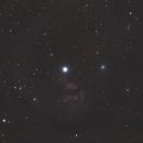 Horse head and Flame nebula,                                Fredrik Ödling