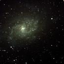 M33 Pinwheel Galaxy,                                saltyjuan