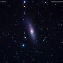 ngc1023 galassia nel perseo                                                        distanza 32 milioni  A.L.,                                Carlo Colombo