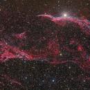 Western Veil Nebula,                                Nikita Misiura