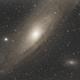 M31,                                Astrobout