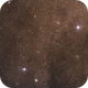 Southern Cross & Coalsack Nebula,                                jksastrogram