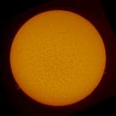 Sun on July 13, 2020,                                Chappel Astro