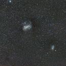 Magellanic Clouds ,                                Dennis Kaiser